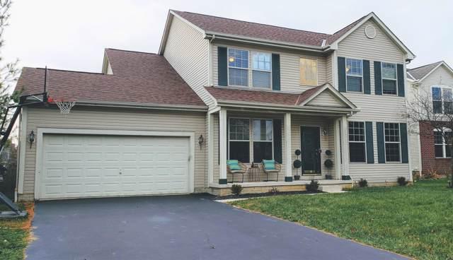 1110 Mastell Drive, Reynoldsburg, OH 43068 (MLS #219042966) :: Berkshire Hathaway HomeServices Crager Tobin Real Estate