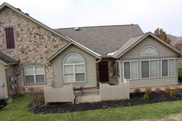 2168 William T Circle, Lancaster, OH 43130 (MLS #219042972) :: CARLETON REALTY