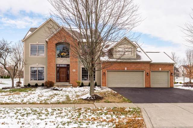 5677 Cloverdale Drive, Galena, OH 43021 (MLS #219042981) :: Berkshire Hathaway HomeServices Crager Tobin Real Estate