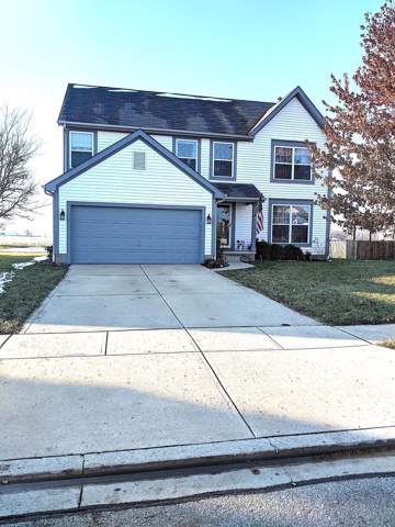 1018 Weather Vane Way, Plain City, OH 43064 (MLS #219042991) :: Berkshire Hathaway HomeServices Crager Tobin Real Estate