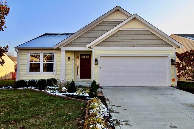 7615 Maple Trunk Drive, Canal Winchester, OH 43110 (MLS #219043005) :: CARLETON REALTY