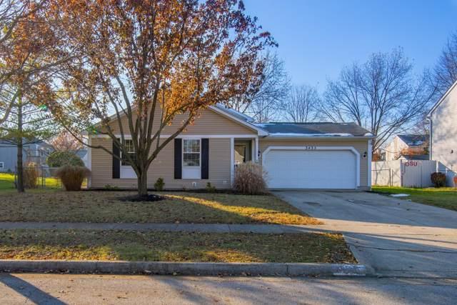 3435 Birch Street, Grove City, OH 43123 (MLS #219043007) :: Berkshire Hathaway HomeServices Crager Tobin Real Estate