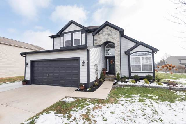 1019 Weather Vane Way, Plain City, OH 43064 (MLS #219043018) :: Berkshire Hathaway HomeServices Crager Tobin Real Estate