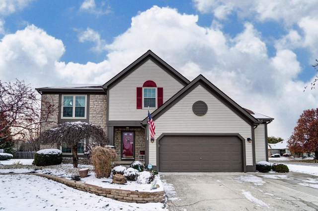 8378 Juniper Drive, Lewis Center, OH 43035 (MLS #219043033) :: The Raines Group