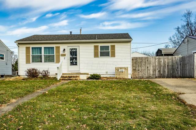 516 Summitview Drive, Lancaster, OH 43130 (MLS #219043049) :: RE/MAX ONE