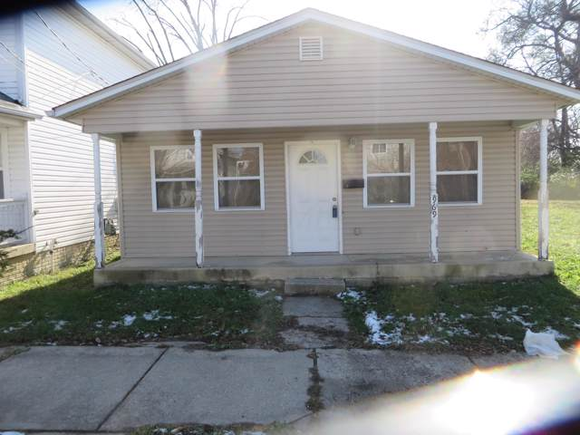 969 E Mound Street, Columbus, OH 43205 (MLS #219043064) :: Berkshire Hathaway HomeServices Crager Tobin Real Estate