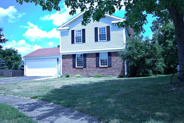 1674 Laredo Court, Powell, OH 43065 (MLS #219043068) :: Susanne Casey & Associates