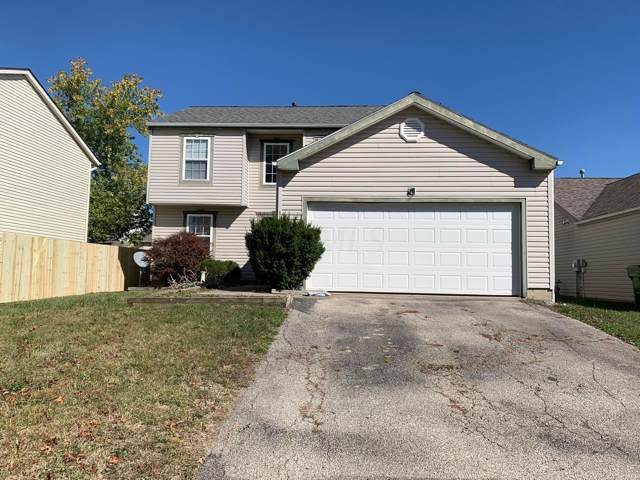 1317 Milstone Drive, Marysville, OH 43040 (MLS #219043082) :: ERA Real Solutions Realty