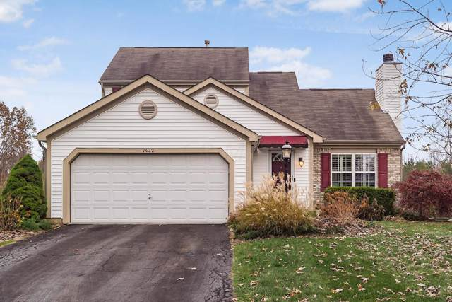 7432 Burson Springs Court, Westerville, OH 43082 (MLS #219043116) :: RE/MAX ONE