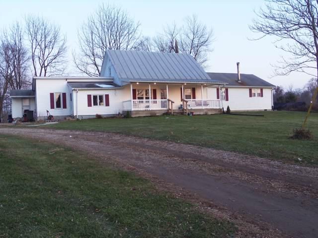 4449 Township Road 114, Mount Gilead, OH 43338 (MLS #219043171) :: Sam Miller Team