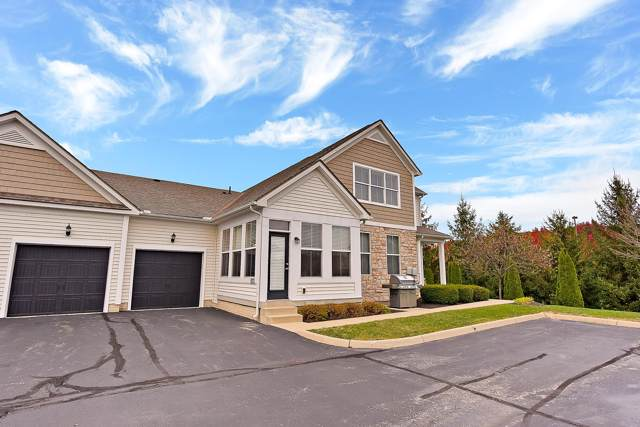 4740 Clubpark Drive 5-4740, Hilliard, OH 43026 (MLS #219043217) :: Core Ohio Realty Advisors