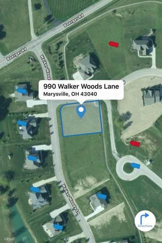 990 Walker Woods Lane, Marysville, OH 43040 (MLS #219043232) :: Berrien   Faust Group