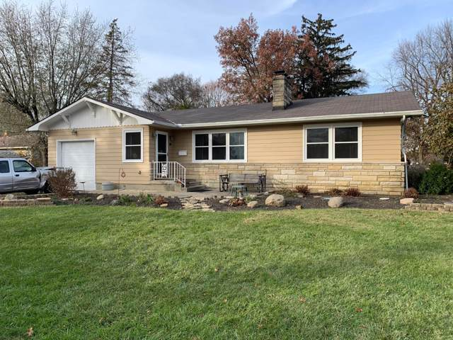 1081 Westphal Avenue, Columbus, OH 43227 (MLS #219043275) :: RE/MAX ONE