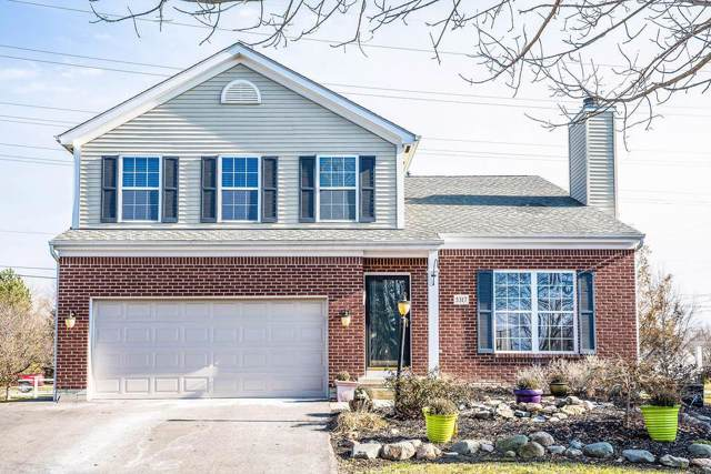 5317 Beringer Drive, Hilliard, OH 43026 (MLS #219043294) :: Berrien | Faust Group