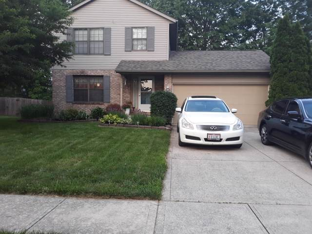 1574 Burkey Court, Reynoldsburg, OH 43068 (MLS #219043307) :: ERA Real Solutions Realty