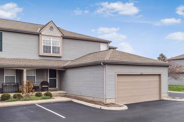 2092 Tamarin Drive 12C, Columbus, OH 43235 (MLS #219043316) :: Core Ohio Realty Advisors