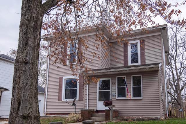 212 E Paint Street, Washington Court House, OH 43160 (MLS #219043348) :: ERA Real Solutions Realty