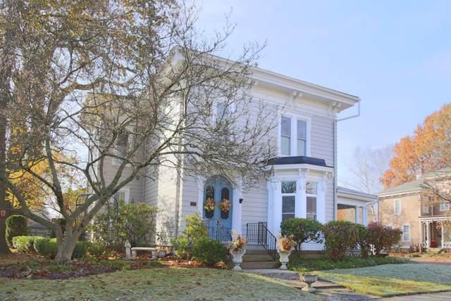 600 E High Street, Mount Vernon, OH 43050 (MLS #219043359) :: Sam Miller Team