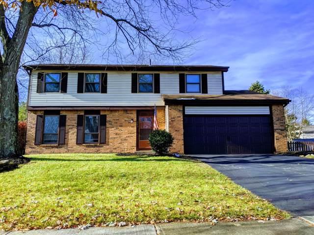 263 Gurgun Lane, Westerville, OH 43081 (MLS #219043415) :: Berrien | Faust Group