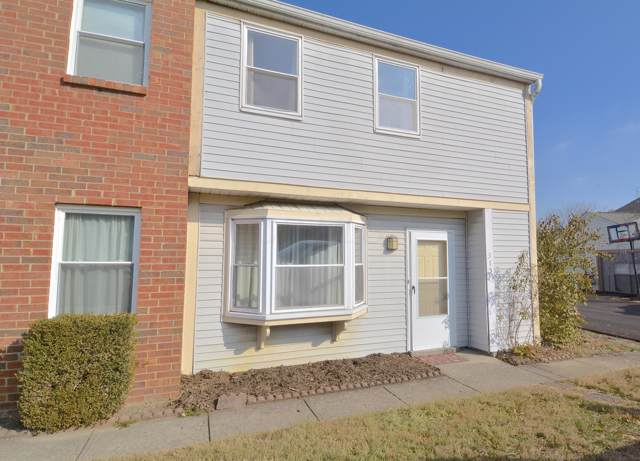 315 Cross Wind Drive F, Westerville, OH 43081 (MLS #219043441) :: Berrien | Faust Group