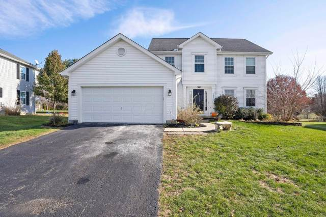 5087 Cherry Blossom Drive, Groveport, OH 43125 (MLS #219043476) :: Berrien | Faust Group