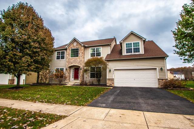 7873 Gateway Lane, Powell, OH 43065 (MLS #219043520) :: BuySellOhio.com