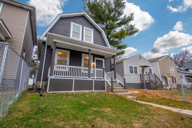 319 Brehl Avenue, Columbus, OH 43222 (MLS #219043542) :: Exp Realty