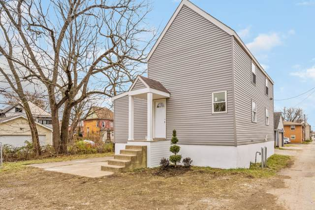 1097 E Sycamore Street, Columbus, OH 43206 (MLS #219043559) :: Berkshire Hathaway HomeServices Crager Tobin Real Estate