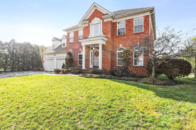 5137 Abbotsbury Court, New Albany, OH 43054 (MLS #219043560) :: Berkshire Hathaway HomeServices Crager Tobin Real Estate