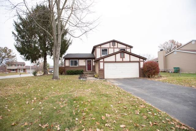245 Old Coach Place, Canal Winchester, OH 43110 (MLS #219043564) :: Berkshire Hathaway HomeServices Crager Tobin Real Estate