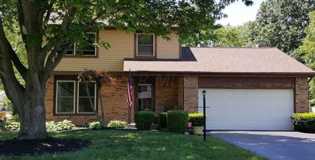 12245 Woodsfield Circle E Circle E, Pickerington, OH 43147 (MLS #219043579) :: Susanne Casey & Associates