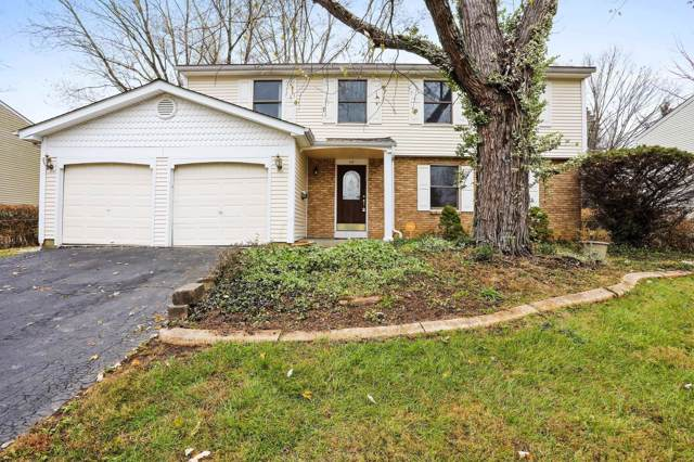 83 Kennebec Place E, Westerville, OH 43081 (MLS #219043588) :: RE/MAX ONE