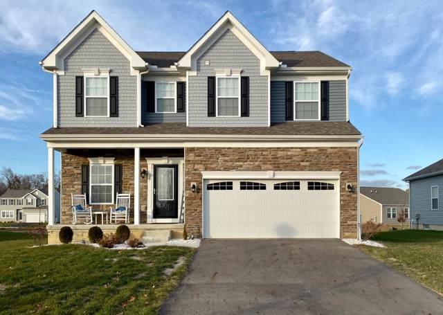 35 Burroughs Drive, Ashville, OH 43103 (MLS #219043667) :: CARLETON REALTY