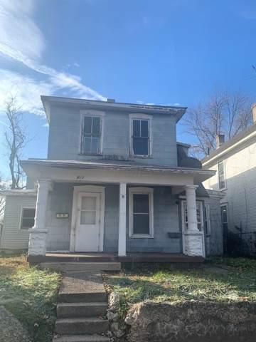 817 W Jefferson Street, Springfield, OH 45506 (MLS #219043699) :: RE/MAX ONE