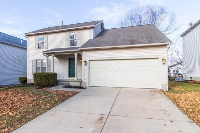 8238 Sea Star Drive, Blacklick, OH 43004 (MLS #219043718) :: Signature Real Estate