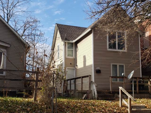 1121 Sidney Street, Columbus, OH 43201 (MLS #219043930) :: Signature Real Estate