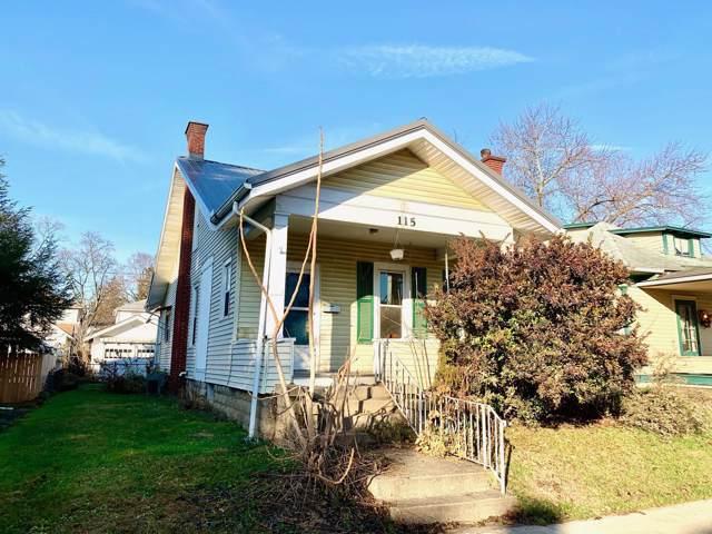 115 N Mckenzie Street, Mount Vernon, OH 43050 (MLS #219043931) :: Sam Miller Team