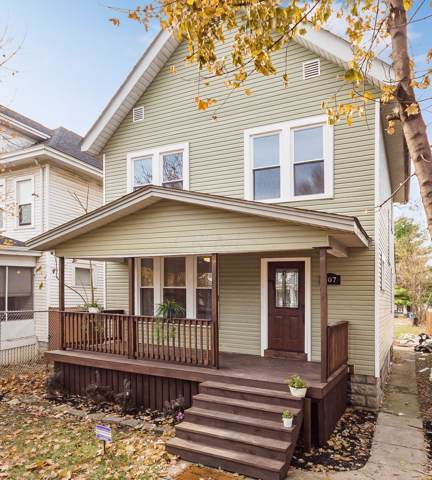 907 Studer Avenue, Columbus, OH 43206 (MLS #219043937) :: RE/MAX ONE