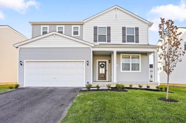8715 Bobwhite Drive, Blacklick, OH 43004 (MLS #219043966) :: Signature Real Estate