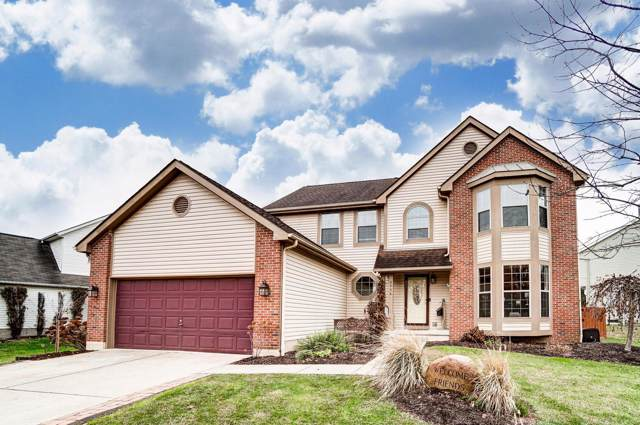 6956 Pearce Lane, Canal Winchester, OH 43110 (MLS #219043985) :: Berkshire Hathaway HomeServices Crager Tobin Real Estate