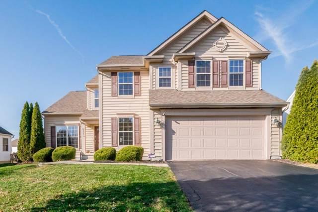 208 Emerald Ice Loop, Delaware, OH 43015 (MLS #219043995) :: Berkshire Hathaway HomeServices Crager Tobin Real Estate