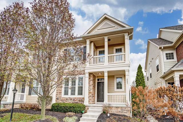 6692 Cooperstone Drive #27, Dublin, OH 43017 (MLS #219044037) :: Huston Home Team