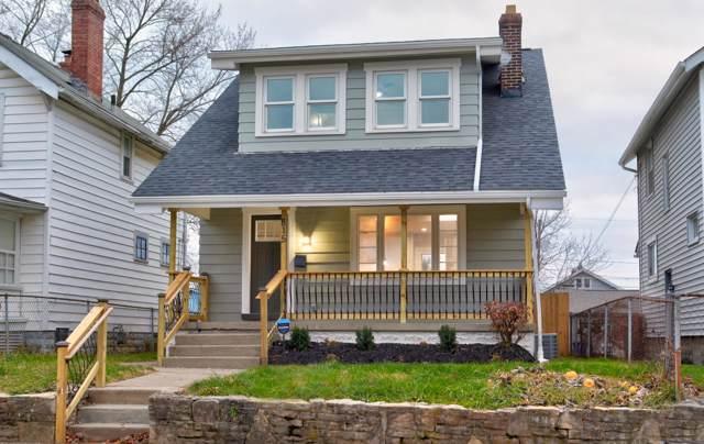 815 Reinhard Avenue, Columbus, OH 43206 (MLS #219044073) :: Core Ohio Realty Advisors
