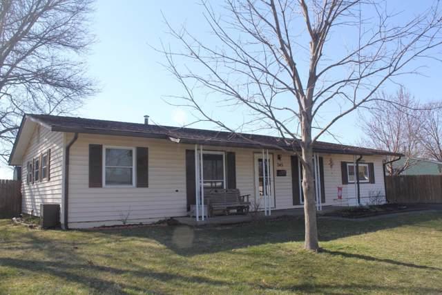 745 Gilmore Drive, Reynoldsburg, OH 43068 (MLS #219044092) :: BuySellOhio.com
