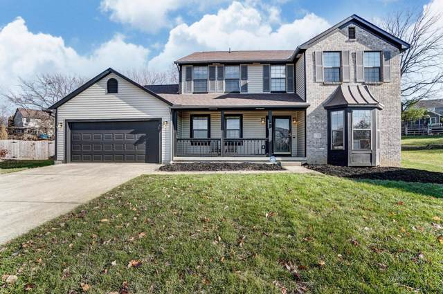 770 Hunters Glen Drive, Gahanna, OH 43230 (MLS #219044131) :: Huston Home Team