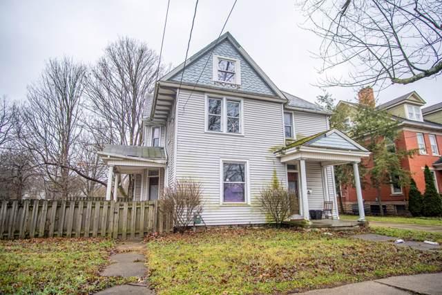 211 W High Street, Mount Gilead, OH 43338 (MLS #219044242) :: Sam Miller Team