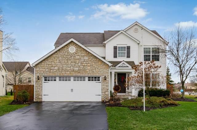 4387 Promenade Avenue, Grove City, OH 43123 (MLS #219044303) :: Signature Real Estate