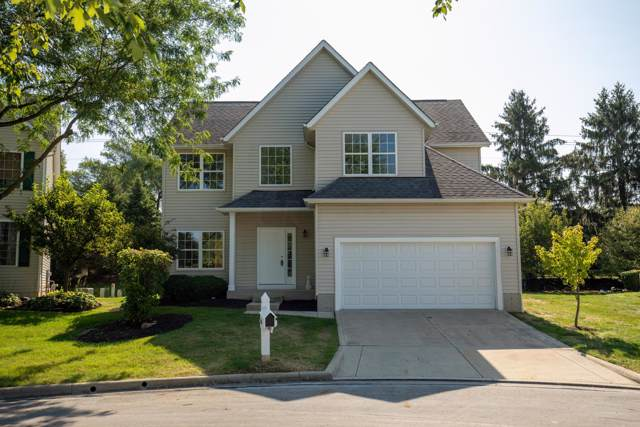 506 Ivyside Square, Westerville, OH 43082 (MLS #219044381) :: Shannon Grimm & Partners Team