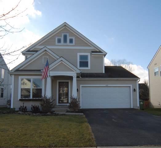 401 Scott Farms Boulevard, Marysville, OH 43040 (MLS #219044389) :: Signature Real Estate