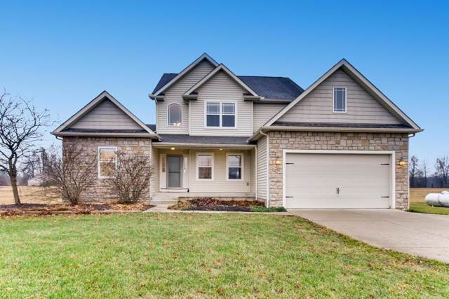 8751 Woodhaven Road, Johnstown, OH 43031 (MLS #219044411) :: The Raines Group